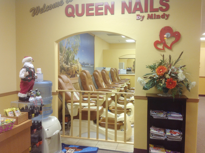 Gallery of Queen Nails By Mindy - 1
